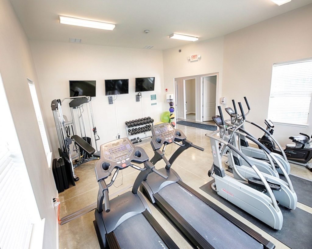 Pinebrooke Apartments Gym